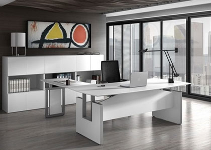 What do you think about color when choosing office furniture?