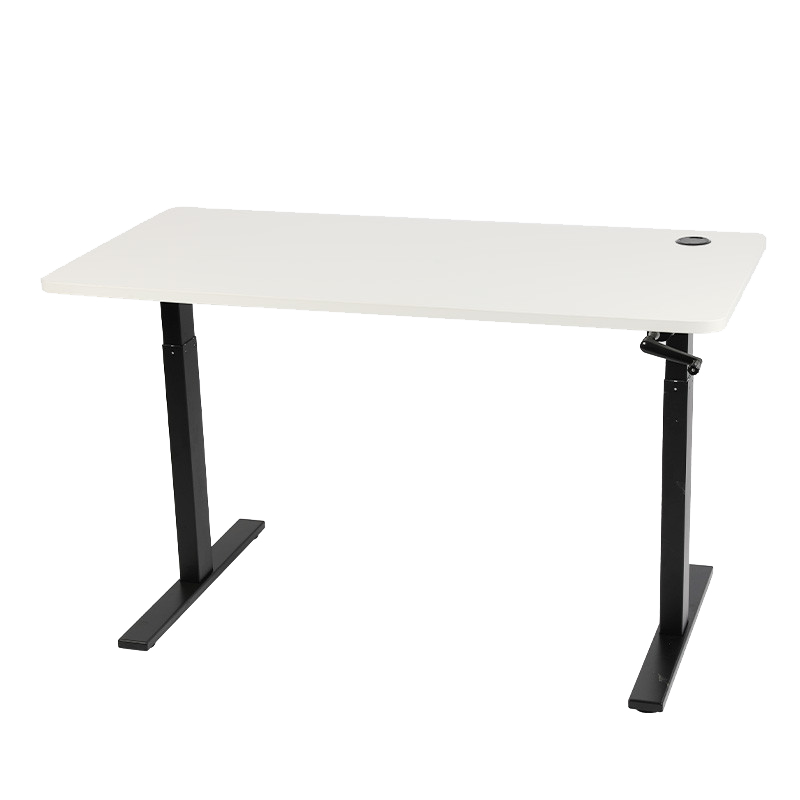 CTT-H02 Hand Crank Manual Desk